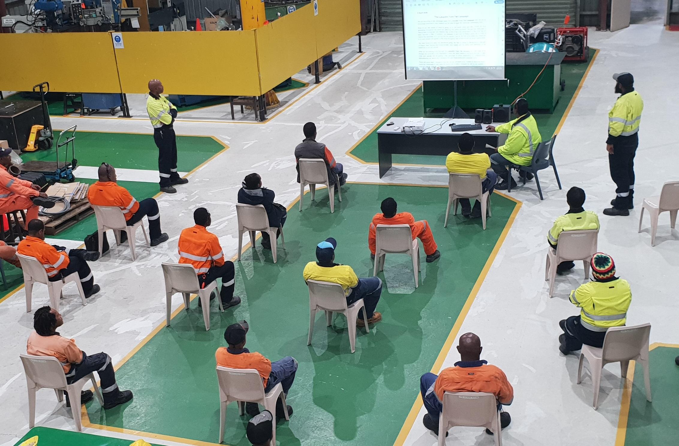 Ok Tedi Mine continues to operate