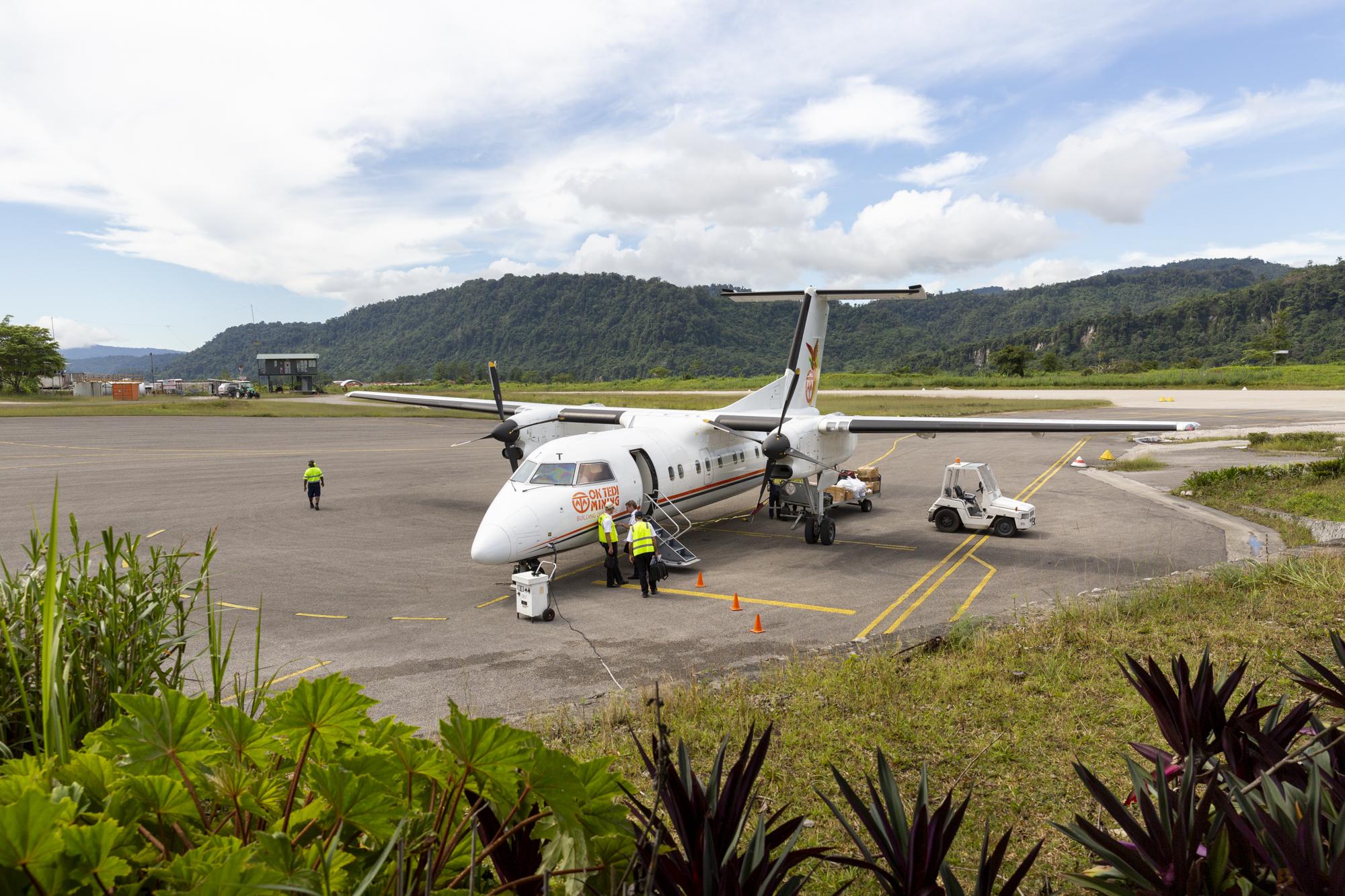 Ok Tedi Suspends International Flights Until Further Notice