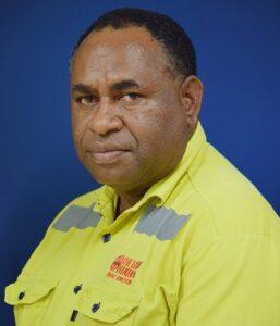 Isaac Kwetok_Deputy GM Processing